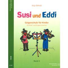 Heinrichshofen's Verlag Susi & Eddi Geigenschule 2