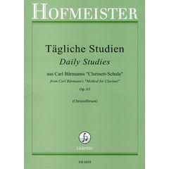 Hofmeister Verlag Bärmann Daily Studies