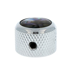 Q-Parts Dome Potiknob Abalone CR