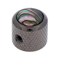 Q-Parts Mini Dome Potiknob Abalone BCR