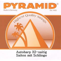 Pyramid Autoharp String Set 32