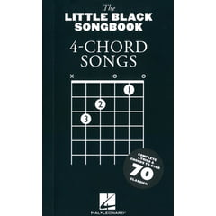 Wise Publications Little Black Book 4-Chord Song