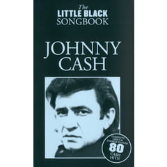 Wise Publications Little Black Johnny Cash