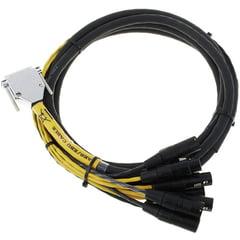 Avid DB25 - XLR M+F AES/EBU 12'