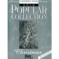 Edition Dux Popular Christmas T-Sax