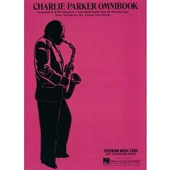Atlantic Music Charlie Parker Omnibook Bb