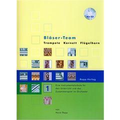 Horst Rapp Verlag Bläser-Team 1 Trumpet
