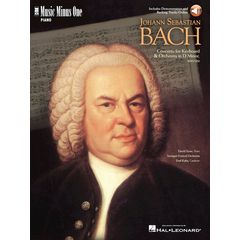 Music Minus One Bach Concert in d-Moll BWV 10