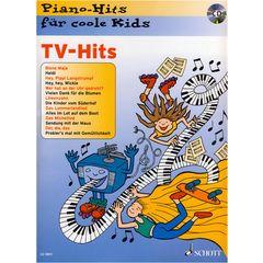 Schott TV-Hits Für Coole Kids Klavier
