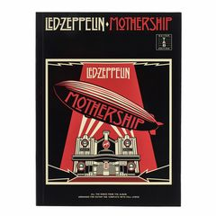 Wise Publications Led Zeppelin Mothership