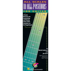 Hal Leonard All Scales All Position Guitar