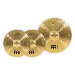 Meinl HCS Cymbal Set Starter Eco