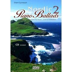 Hage Musikverlag Nordic Piano Ballads 2