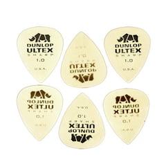 Dunlop Ultex Sharp Players Picks 1.0