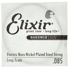 Elixir .085 El. Bass Single String