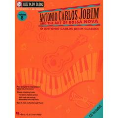 Hal Leonard Jazz Play-Along Jobim