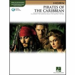 Hal Leonard Pirates Of The Caribbean Horn