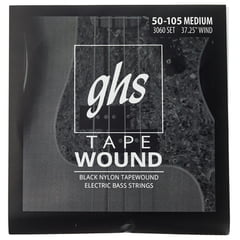 GHS 3060 M Black Nylon