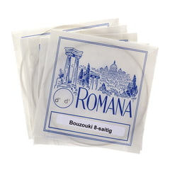 Romana Bouzouki Strings