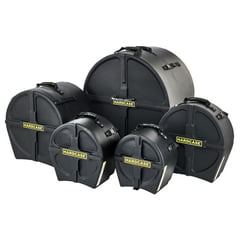Hardcase Drum Case Set HRockFus2