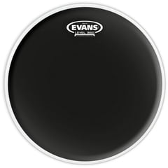 "Evans B12ONX2 12"" Drum Head Onyx BK"