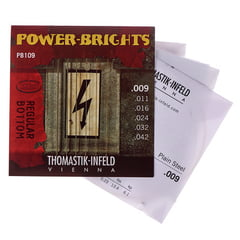 Thomastik Power Brights Light 009-042