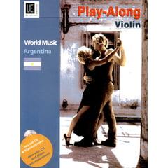 Universal Edition Argentina Violin Play-Along