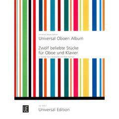 Universal Edition Oboen Album