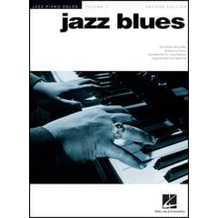 Hal Leonard Jazz Piano Solos Jazz Blues