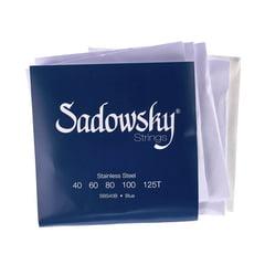 Sadowsky Blue Label SBS 40B