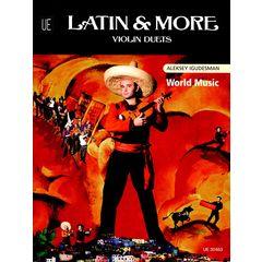 Universal Edition Latin & More Violin Duets