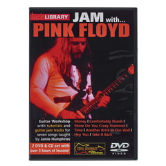 Roadrock International Jam With Pink Floyd DVD