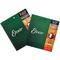 Elixir 045-125 5 String Set