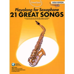Wise Publications Guest Spot 21 Songs Alto Sax