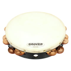 Grover Pro Percussion T2/PhBr Tambourine