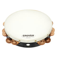 Grover Pro Percussion T2/BC Tambourine