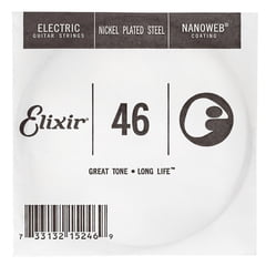 Elixir .046 Electric Guitar