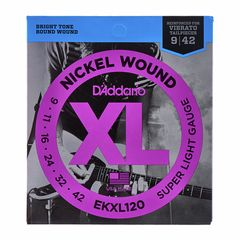 Daddario EKXL120