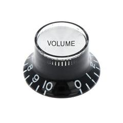 Göldo Bell Knob Vol BK KSGVB