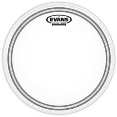 "Evans 10"" EC2S/SST Frosted Control"