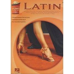 Hal Leonard Latin Big Band Bass