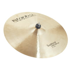 Istanbul Agop Traditional Pap.Thin Crash 18""
