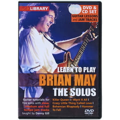 Roadrock International Brian May The Solos