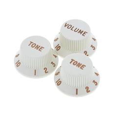 Fender Vol&Tone Knobs Set Parchment