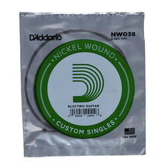 Daddario NW038 Single String