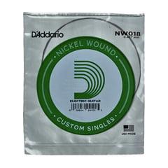 Daddario NW018 Single String