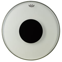 "Remo 24"" CS Clear Bass Drum"