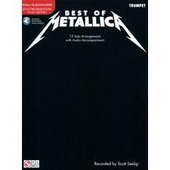 Cherry Lane Music Company Best of Metallica Trumpet
