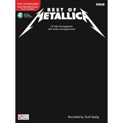 Cherry Lane Music Company Best of Metallica Violin