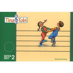 Bosse Verlag Tina & Tobi Notenheft 2